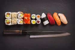 Sushi Knife Or Sashimi Knife What S The Difference Sushi Food