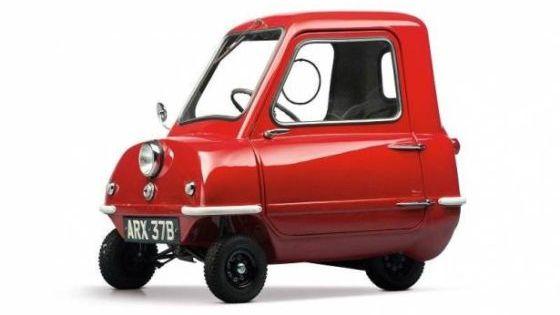اختراع مذهل سيارة تعمل على المياه بدل الوقود Geneva Motor Show Toy Car Cargo Bike