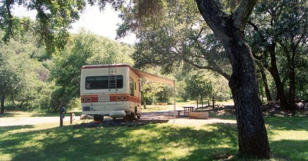 Dos Picos Offers Large Pull In Camping Spots For Rv Goers