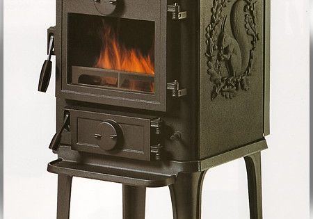 how to build a slow combustion wood heater