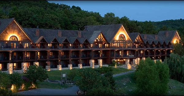 Big Cedar Lodge Outside Of Branson Mo So Want To Go Back There With The Boys Places I D