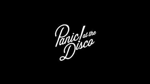 Group Of Panic At The Disco Logo We Heart It Panic At The Disco Disco Background Disco