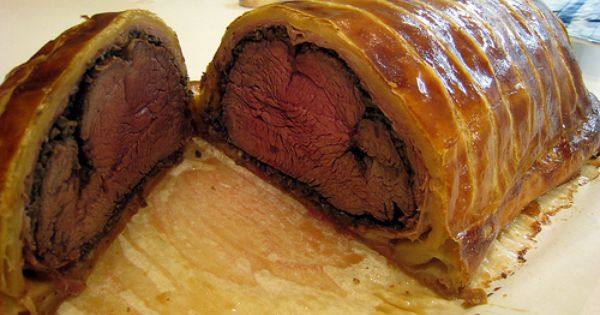 Beef wellington, Beef and Last minute on Pinterest