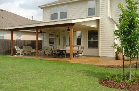 High Quality Screened It Porch? How Much Is A Reasonable Cost? (Austin: HOA, New House)    Texas (TX)   City Data Forum | Patio | Pinterest | Covered Patios, ...