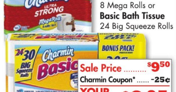 New 2 Charmin Basic Toilet Paper Family Dollar Coupon Today Only Family Dollar Coupons Family Dollar Charmin