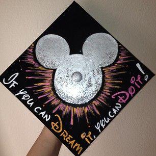 32 Jaw Dropping Disney Graduation Caps College Graduation Cap Decoration Disney Graduation Cap Disney Graduation