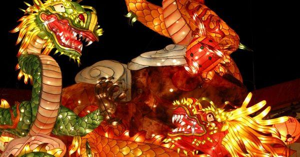 Nagasaki Lantern Festival, Japan