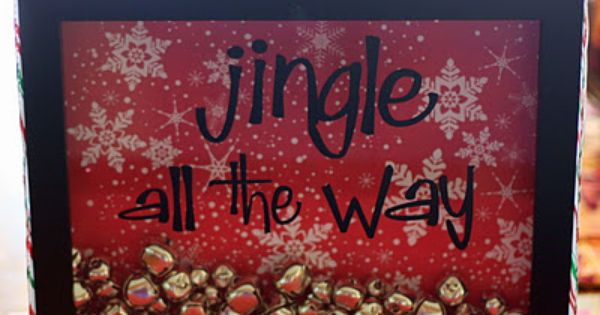 Cute jingle bell craft!