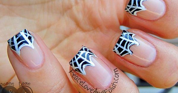 halloween by peaceloveandpolish nail nails nailart