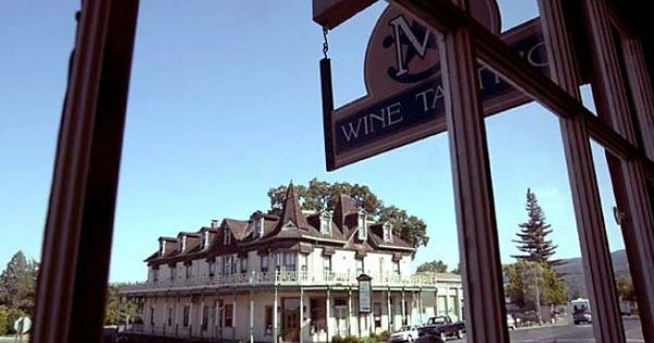 Thatcher Hotel Hopland Ca Google Search I Worked Her Many Moons Ago Hometown Pinterest