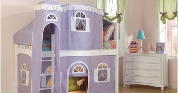 Best Purple Princess Loft Beds For Girls Best Christmas Gifts 640 x 480