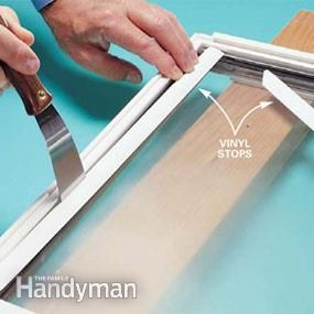 Glass Replacement How To Replace Insulating Glass Sliding Glass Door Window Window Glass Repair Window Glass Replacement