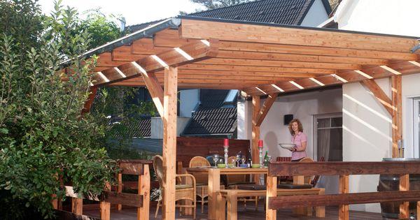 terrassen berdachung terrassen berdachung selbst bauen. Black Bedroom Furniture Sets. Home Design Ideas