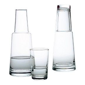 For You If Things Must Fit Just Right Bedside Carafe Carafe Bedside