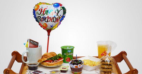 Desayuno de Cumpleaños, Dulce Regalo Express | Desayunos ...