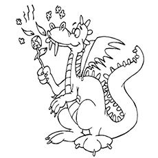 Top 25 Free Printable Dragon Coloring Pages Online Dragon Coloring Page Cartoon Coloring Pages Free Coloring Pages