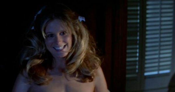 from Kellen biggest boobs in nude scenes