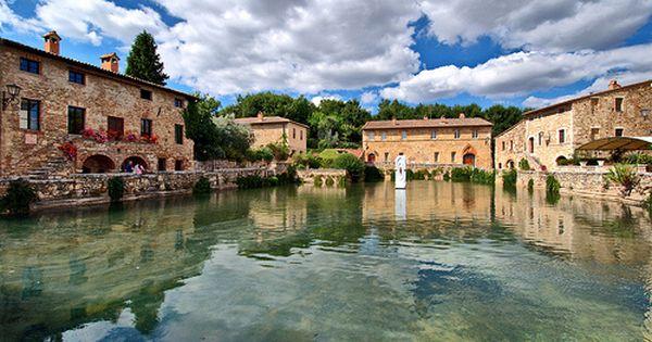 Bagno Vignoni Luoghi Luoghi Da Visitare Italia