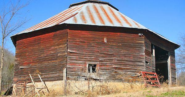 Pin On Round Barns