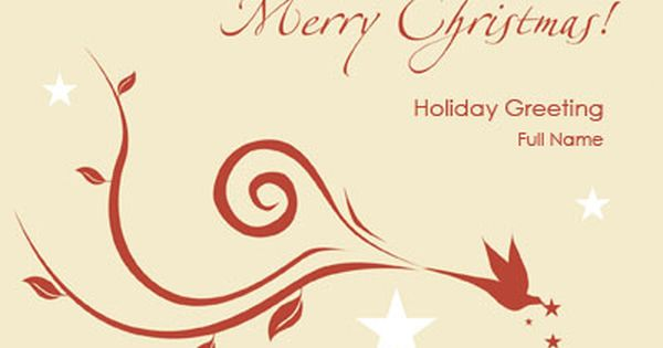 Custom Holiday Print Templates By Overnight Prints Greeting Card Template Card Templates Holiday Greetings