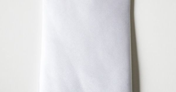 Mens Tie White Modern Style Skinny Necktie by TiestheKnot on Etsy, $8.99 | See more about Men Ties and Ties.
