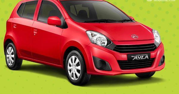 Daftar Harga Daihatsu Ayla Mobil 5 Seaters Yang Lagi Naik Daun Daihatsu Mobil Hatchback