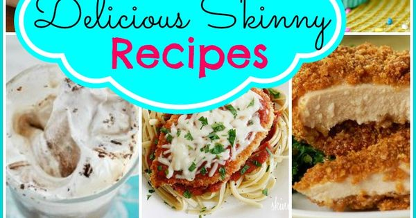 60+ Delicious Skinny Recipes - Mrs Happy Homemaker