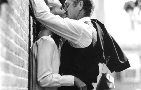 #FayeDunaway and SteveMcQueen