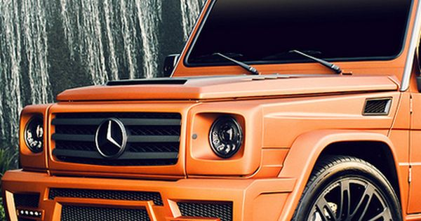 Mercedes G Wagon >> Mercedes G-Wagon #Orange #Mercedes #VictoryAutoMN http://victoryautoservice.com/   Driving in ...