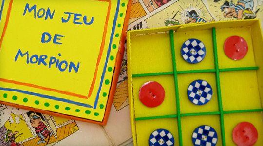 Fabriquer un jeu de morpion jeu societe pinterest jeux de morpion jeux de et jeu - Fabriquer jeu de societe ...