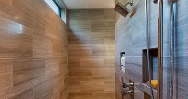douche l 39 italienne carrelage fa on bois galet salle de bain bathroom pinterest. Black Bedroom Furniture Sets. Home Design Ideas