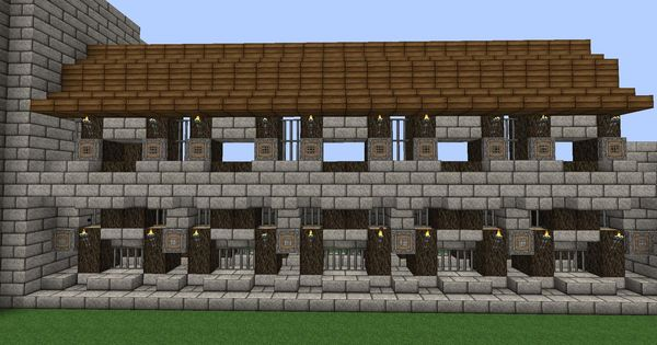 1920 1018 minecraft walls pinterest for Castle architecture design