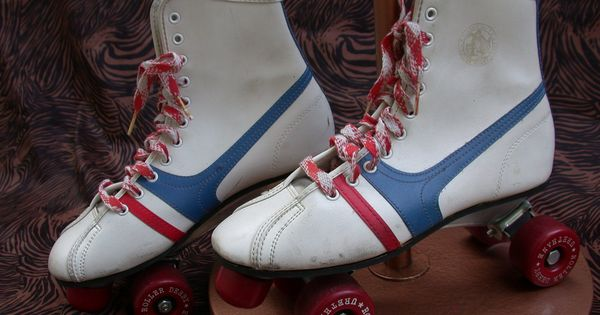 These were my exact roller skates. Skated all the time in my