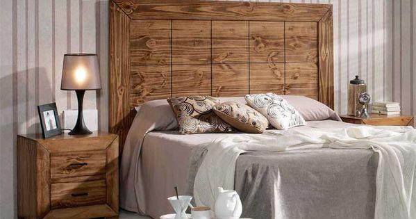 Ideas para cabeceros de cama cabeceros r sticos - Muebles boom cabeceros ...