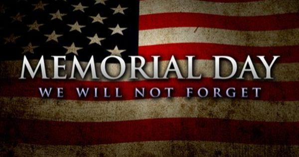 memorial day 2015 usa