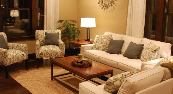 Update Living Room Magnificent Decorating Inspiration