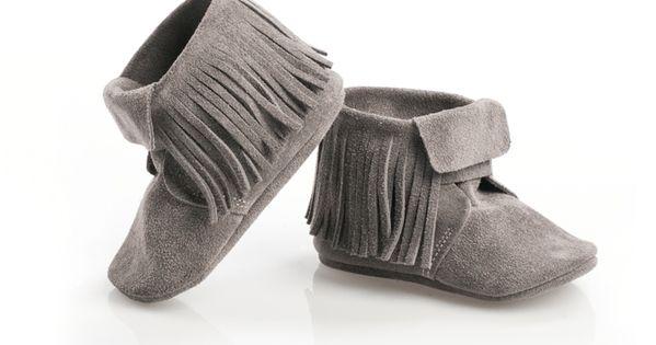Mox Grey Boots