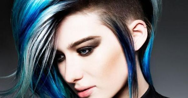 18 Incredibly Impressive Mohawk Hairstyles Beauty Pinterest Mohawk Hairstyles Mohawks And