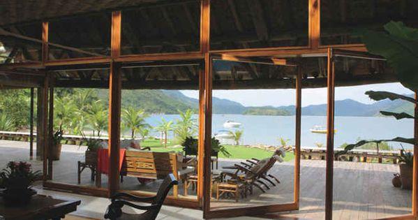 Breaking Dawn Honeymoon Hideaway In Brazil House Viewing Honeymoon House Rustic Beach House