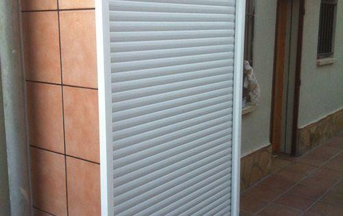 Resultado de imagen de armario aluminio exterior jardin - Armarios de jardin ...