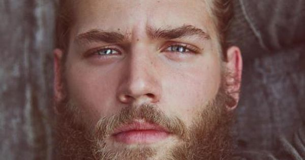 This man is model Ben Dahlhaus.