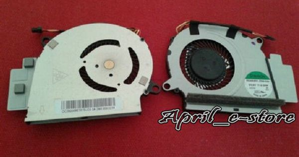 New For Acer Aspire S5 S5 391 Laptop Cpu Cooling Fan With Free