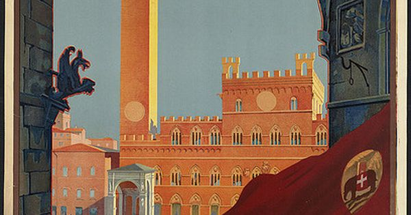Title: Tuscany - Siena Date issued: 1910-1959 (approximate) Physical description: 1 print