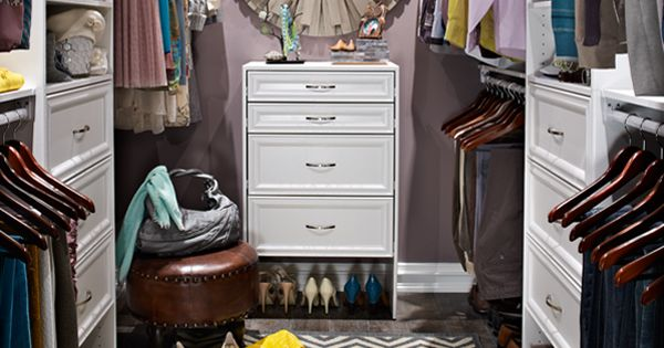 Closetmaid Suite Symphony Closet System Making It My Home Pinterest