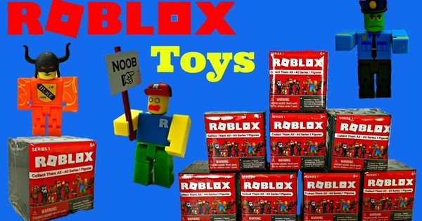 Roblox Toys New Surprise Blind Boxes Unboxing Amp Toy