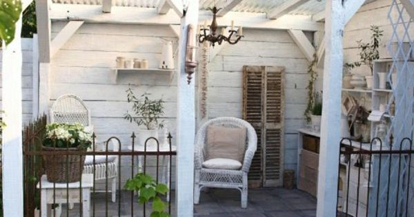 veranda bauen amerikanische holzh user holzpergola steinboden gartenh user pinterest veranden. Black Bedroom Furniture Sets. Home Design Ideas