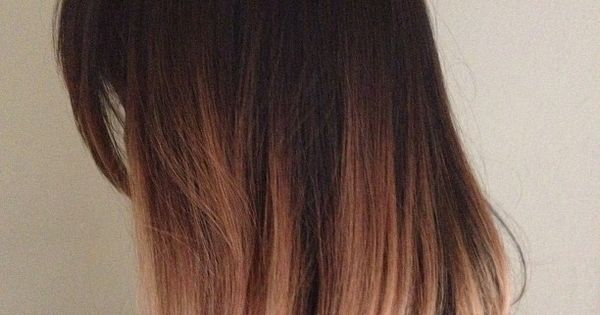 Pink Ombré Hair - ALANGOO Hair Inspiration
