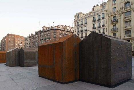 kiosk by brut deluxe and imagensubliminal movie kiosk architecture and public spaces. Black Bedroom Furniture Sets. Home Design Ideas