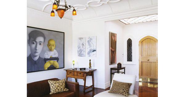 plaster ceiling design  Home & Deco  Pinterest