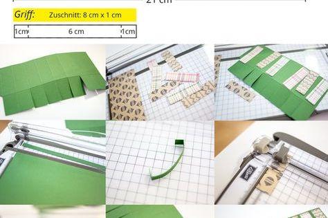 tassen aus papier sind eine tolle idee zum verpacken von geschenken geschenke verpacken. Black Bedroom Furniture Sets. Home Design Ideas